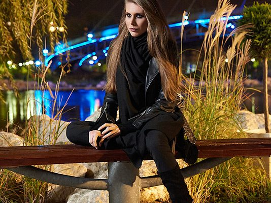 Sesiune foto de noapte