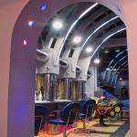 arhitectura de interior cu arcada