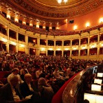 sala de spectacol a Operei Romane