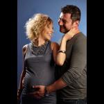 cuplu de soti femeia gravida