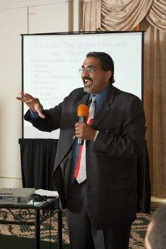 prezentator profesionist - discurs motivational