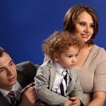 familie concentrata