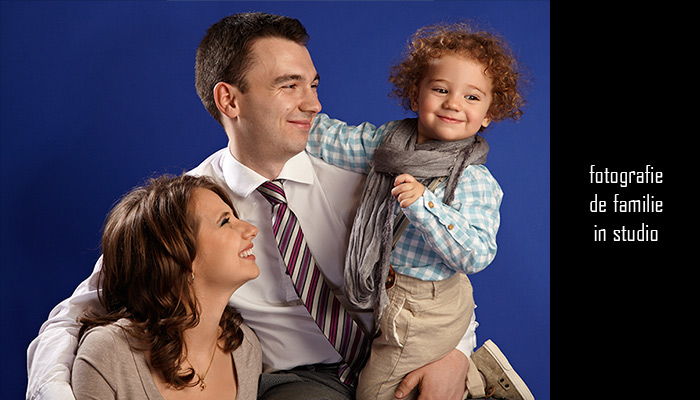 fotografie de familie in studio