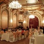 sala de nunta la restaurantul Casei Armatei