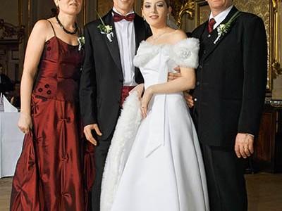 Fotografia rudelor la nunta