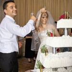 tort de nunta stratificat