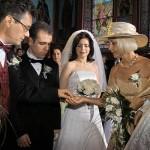 nunta in fata preotului