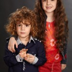 serie de fotografii de familie in studio