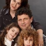fotografie de familie in patru