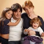 familie de patru
