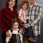 Poze de familie in patru