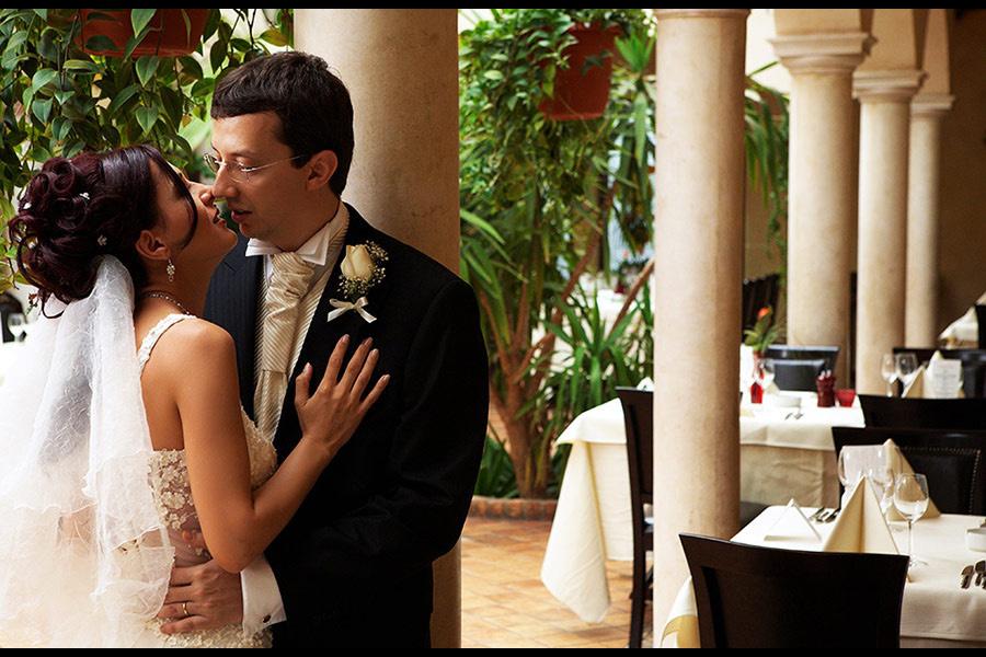 Poza unui fotograf de nunta